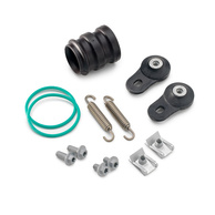 EXHAUST HARDWARE KIT 11-13