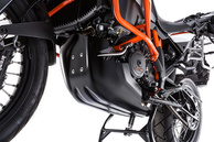 Engine protector RALLYE for KTM 1050 ADV/ 1090 ADV/ 1190 ADV/ 1290 Super ADV, černý