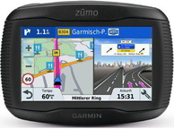 GARMIN zümo 395 Lifetime Europe45 TRAVEL