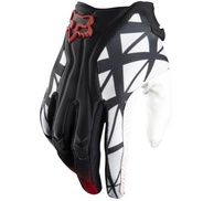 Rukavice Fox Racing Flexair Given Glove Red/White M/8