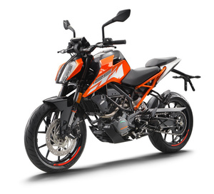 125 DUKE ABS 2019 Orange
