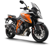 1290 Super Duke GT 2017 orange