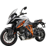 1290 Super Duke GT 2017 grey