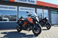 1290 Super Duke GT 2017 orange - DEMO