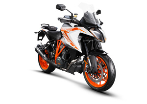 1290 Super Duke GT 2020 white