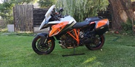1290 Super Duke GT 2017 12500km - záruka do 2020