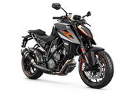 1290 SUPER DUKE R 2018 BLACK