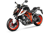 1290 SUPER DUKE R 2018 WHITE