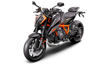 1290 SUPER DUKE R 2020 Black