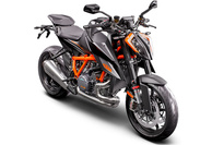 1290 SUPER DUKE R 2021 Black