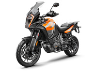 1290 SUPER ADVENTURE S ORANGE 2020 - AKCE!!!