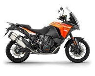 1290 SUPER ADVENTURE S ORANGE 2017