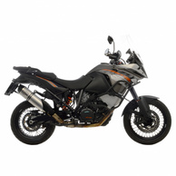 LEOVINCE NERO STAINLESS STEEL 1050 Adventure 2015-16 /1190 Adv 2013-16/1290 Super ADVENTURE 2015-2016