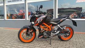 390 DUKE ABS 2014 BLACK