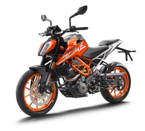 390 Duke ABS 2020 orange