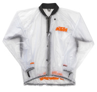 RAIN JACKET TRANSPARENT 14