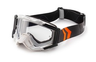 Offroadové brýle RACING GOGGLES WHITE