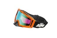 RACING GOGGLES ORANGE