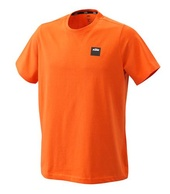 PURE RACING TEE ORANGE