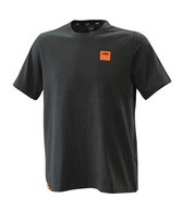 PURE RACING TEE BLACK