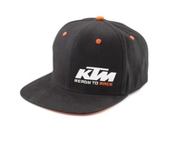 TEAM SNAPBACK CAP BLACK