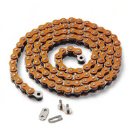 CHAIN Z-RING 5/8X1/4'' ORANGE