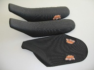 SEAT COV.BLACK WITHOUT LOGO 05