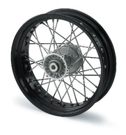 REAR WHEEL 5,00X17'' BLACK