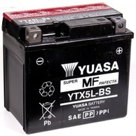 BATTERY 12V 4AH YTX5L-BS