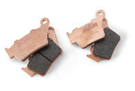 BRAKE PAD SET REAR SINTER   03
