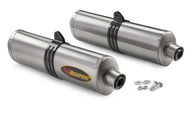 SILENCER-SET TITANIUM LS+RS 03
