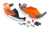 HANDGUARDS CLOSED ORANGE HIGH