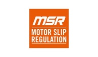 ACTIVATION OF MOTOR SLIP REGULATION