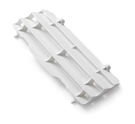 RADIATOR GUARD WHITE