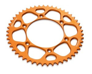 SPROCKET ORANGE