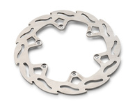 BRAKE DISC REAR 220X4MM