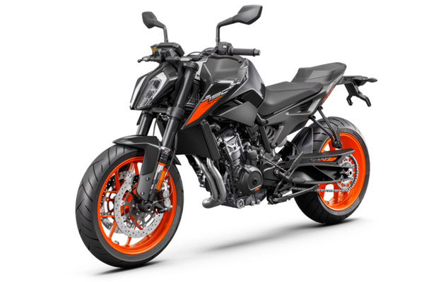 KTM 790 DUKE 2020 ABS BLACK