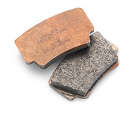 SINTER BRAKE PADS REAR