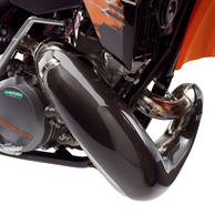 CARBON PIPE GUARD