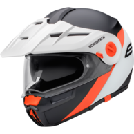 Enduro vyklápěcí přilba SCHUBERTH E1 Gravity Orange
