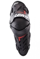 Kloubové chrániče kolen Leatt Knee Guard Dual AXIS Black Red