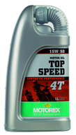 TOP SPEED 4T 15W50 1L