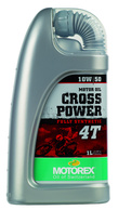 CROSS POWER 4T 10W50 1L